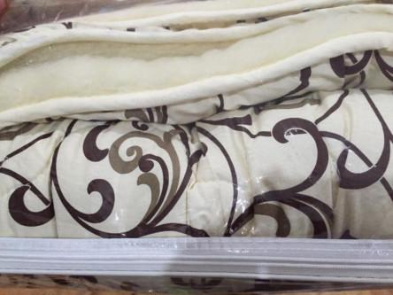 Евро одеяло Мех - котон - фото 7