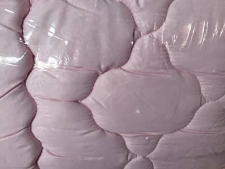 Евро одеяло микрофибра однотонная - фото 4