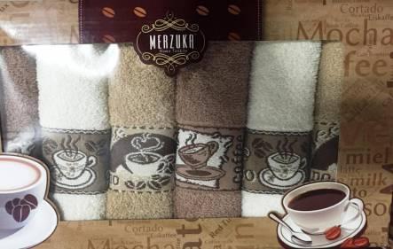 Кухонные полотенца Кофе Неделька - фото 1