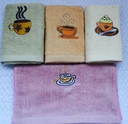 Фото  товара Кухонные полотенца Кофе