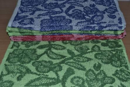 Фото  товара Метровые полотенца Листочки 02