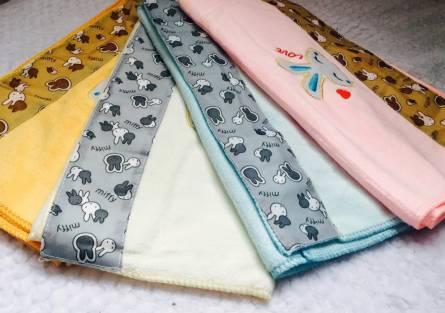 Фото  товара Кухонные полотенца Микрофибра Зайчик