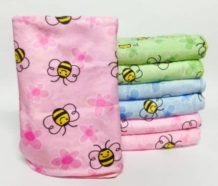 Кухонные полотенца Пчёлка Микрофибра - фото 1