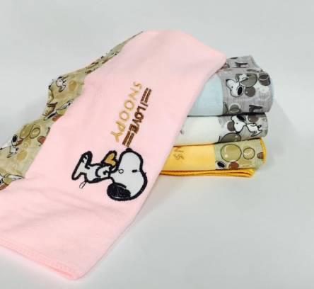 Кухонные полотенца Снупи Микрофибра - фото 1