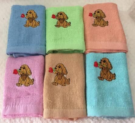 Кухонные полотенца Собачки 01 - фото 1
