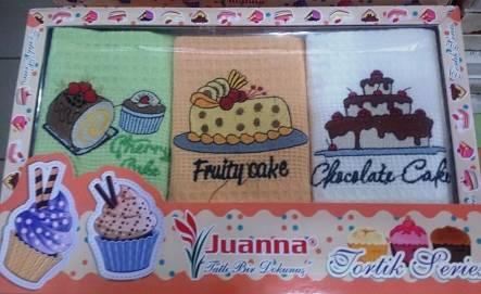 Кухонные полотенца Тортик - 02 - фото 1