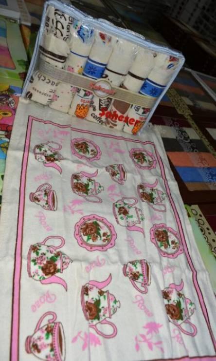 Кухонные полотенца в сумочке - фото 2