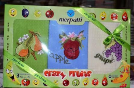 Кухонный набор Crazy Fruits - фото 1