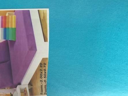 Махровая простынь на резинке -01 - фото 3