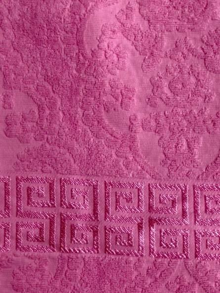 Фото  товара Махровая простыня Версаче Двухспалка