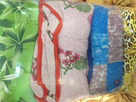 Меховое одеяло евро - фото 6