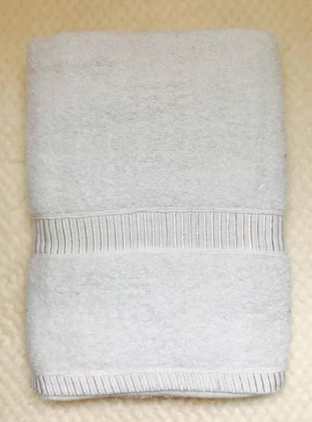 Белые полотенца - фото 2