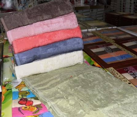 Фото  товара Метровые полотенца бамбук 17-41
