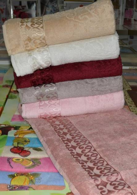 Фото  товара Метровые полотенца Бамбук Gobel