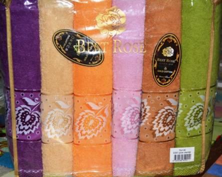 Фото  товара Метровые полотенца Best Rose