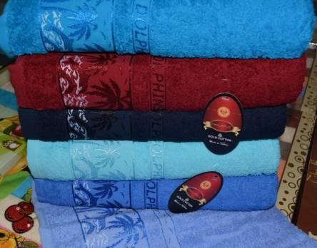 Фото  товара Метровые полотенца Дельфин