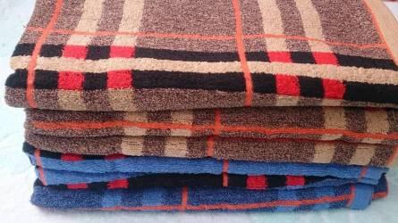 Фото  товара Метровые полотенца Клетка 11