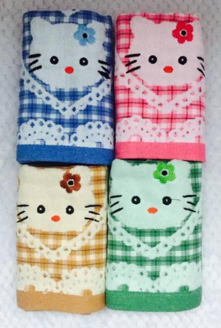 Фото  товара Метровые полотенца Котик