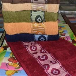 Фото  товара Метровые полотенца Кубик Vip cotton
