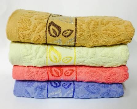 Фото  товара Метровые полотенца Листики