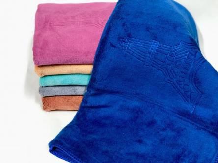 Фото  товара Метровые полотенца Микрофибра Париж 02