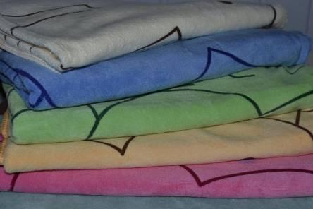 Метровые полотенца Микрофибра Зайчик - фото 2