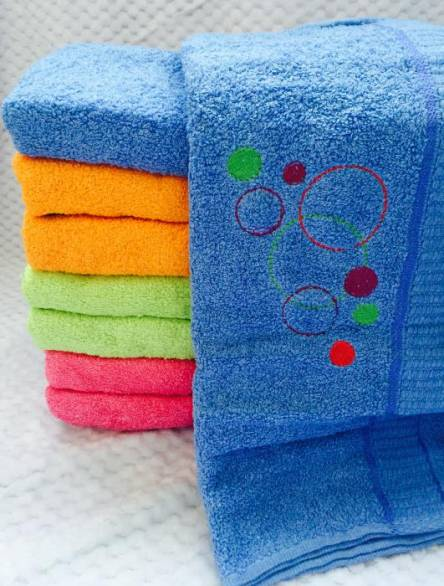 Фото  товара Метровые полотенца Кружки 01
