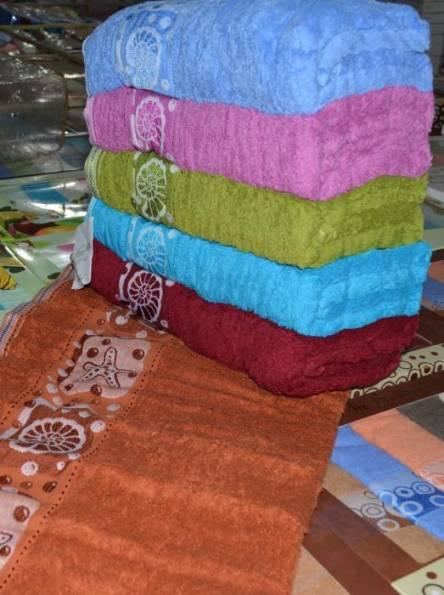 Фото  товара Метровые полотенца Морское дно