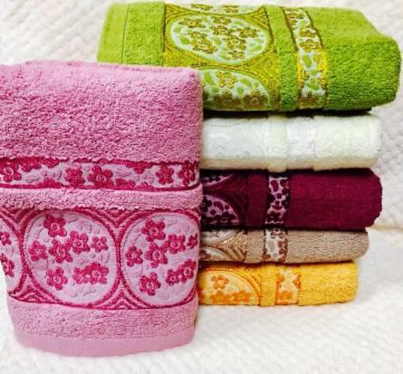 Метровые полотенца Сакура 013 - фото 1