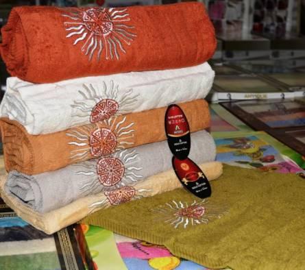 Фото  товара Метровые полотенца Солнышко