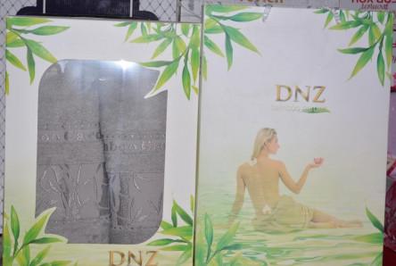 Набор бамбуковых полотенец DNZ 2-ка - фото 4