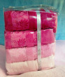 Набор бамбуковых полотенец в сумочке - фото 1