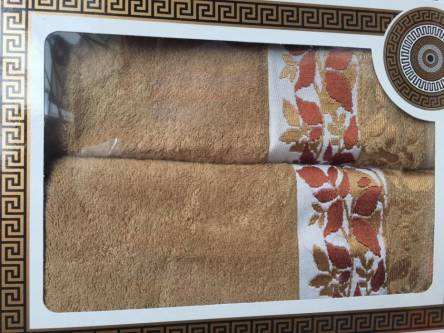 Фото  товара Набор бамбуковых турецких полотенец