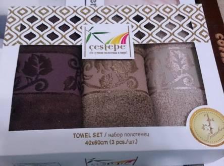 Набор кухонных бамбуковых полотенец Towel Set - фото 2