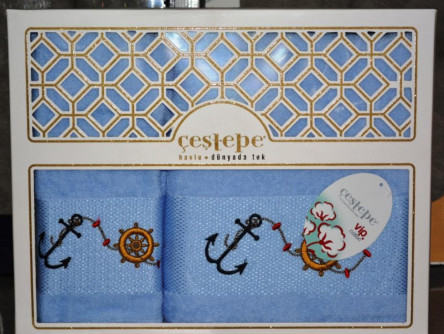 Набор полотенец Cestepe 01 - фото 2