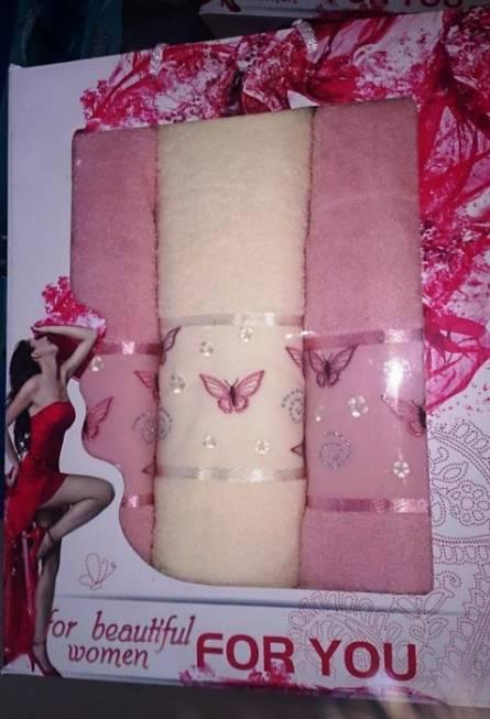 Набор полотенец For you - фото 3