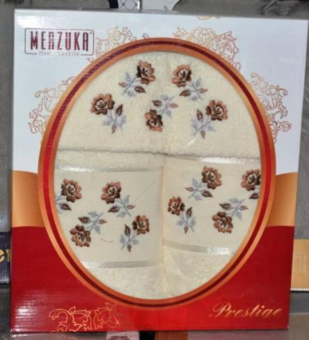 Фото  товара Набор полотенец Merzuka 01