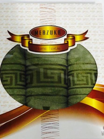 Набор полотенец Мерзука - фото 9