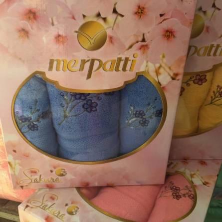 Набор полотенец Сакура - фото 3