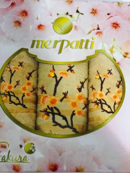 Набор полотенец Сакура - фото 11