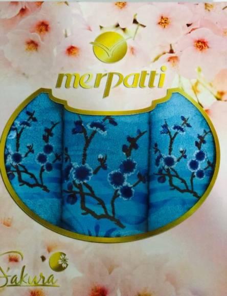 Набор полотенец Сакура - фото 12