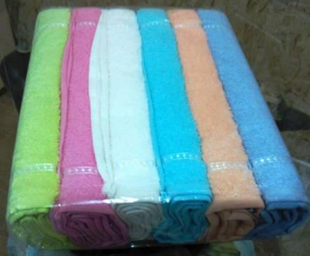 Фото  товара Однотонные кухонные полотенца