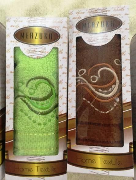 Подарочные наборы на 1 полотенце - фото 3