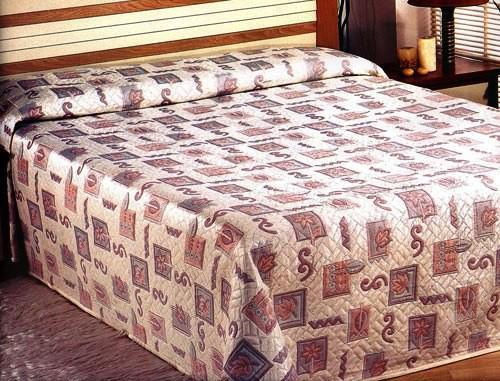 Як вибрати покривало на ліжко в спальню?