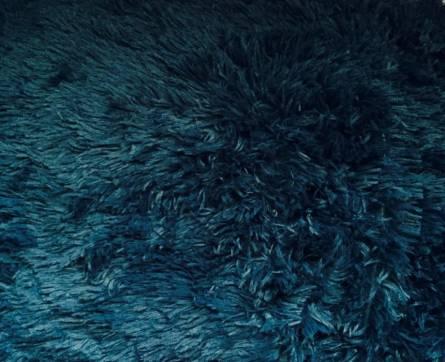 Фото  товара Покрывало Велюровое Травка