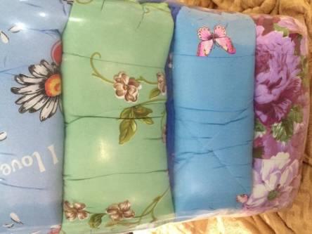 Полуторное одеяло силикон/полиэстер - фото 4