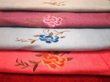 Полотенце Роза - фото 1