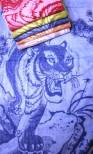 Полотенце Тигр (Киргизстан) - фото 1