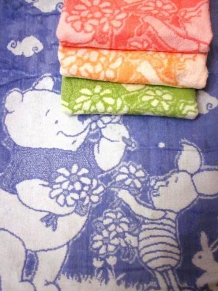 Полотенце Винни Пух - фото 1