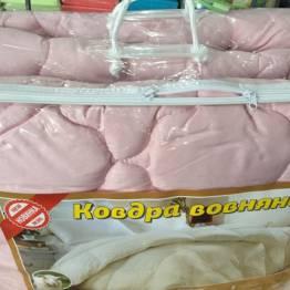 Фото  товара Полуторное одеяло микрофибра однотонная